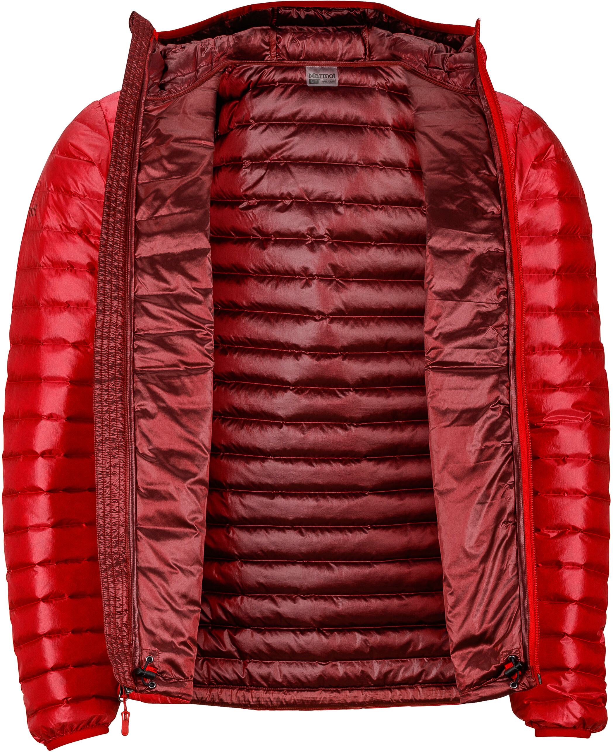 new arrival 6f497 e985e Marmot Quasar Nova Miehet takki , punainen